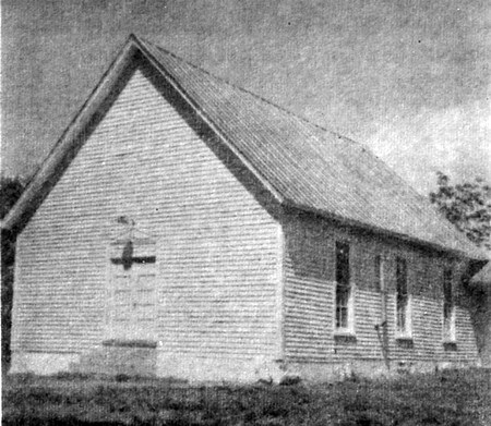 Chapel Hill United Methodist Church in Clarksville in History