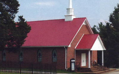 Antioch United Methodist Church Clarksville Tennessee